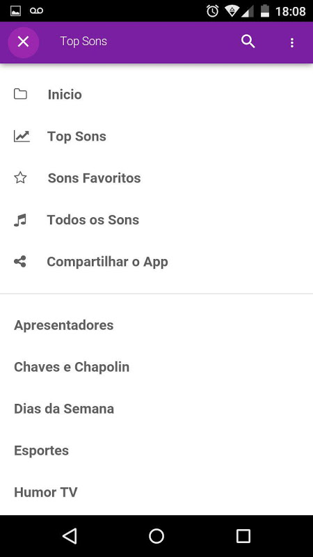 Sons das Zueiras 2 The App Store android Code Lads