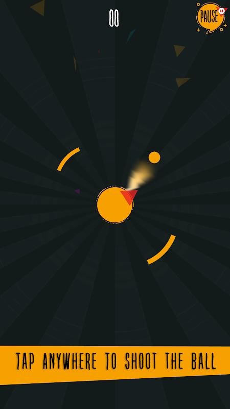 Screenshot Blits: Shoot The Ball APK