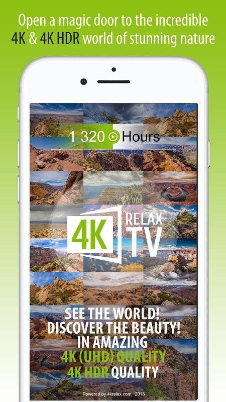 4K Nature Relax TV The App Store