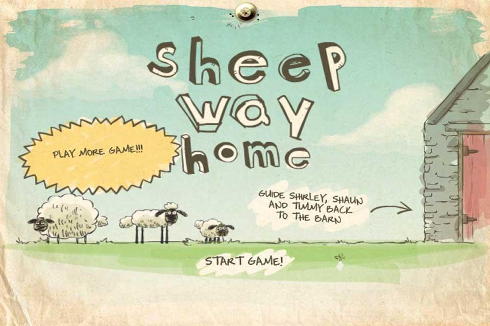 Sheep Way Home The App Store