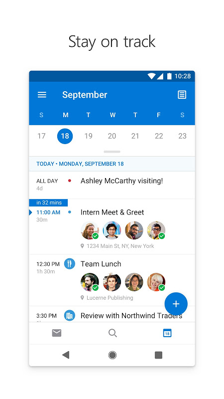 Microsoft Outlook The App Store