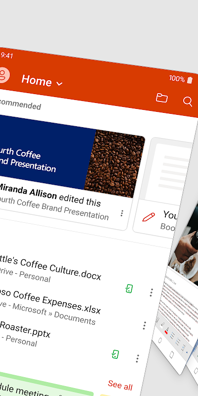 Microsoft Office: Word, Excel, PowerPoint & More The App Store
