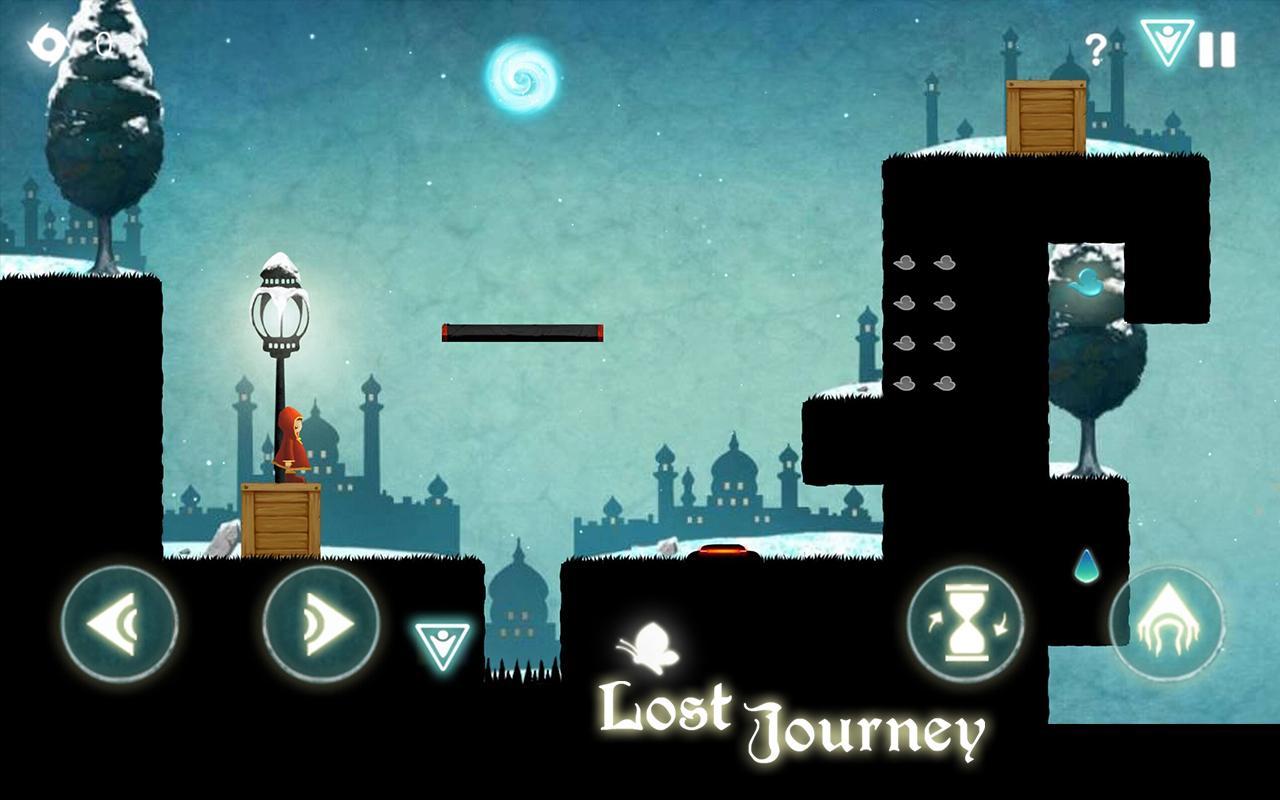 Screenshot Lost Journey APK