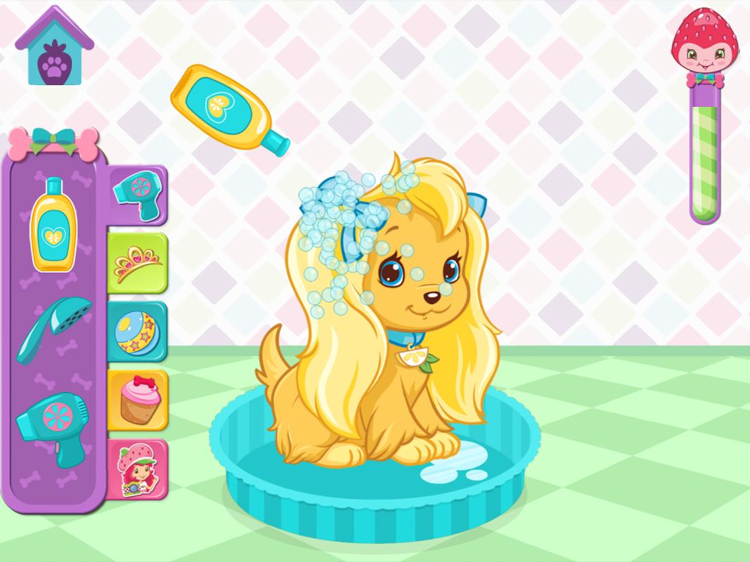 Screenshot Strawberry Shortcake Puppy APK
