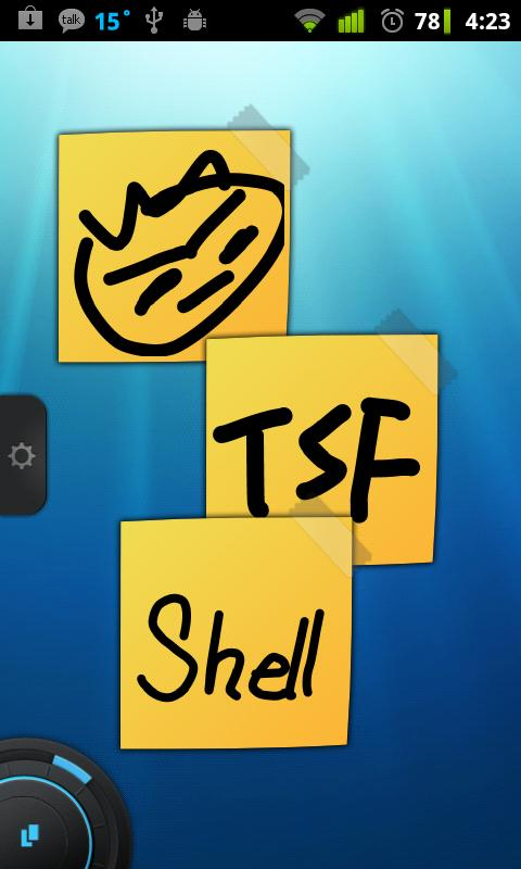 TSF Notepad Widget The App Store android Code Lads