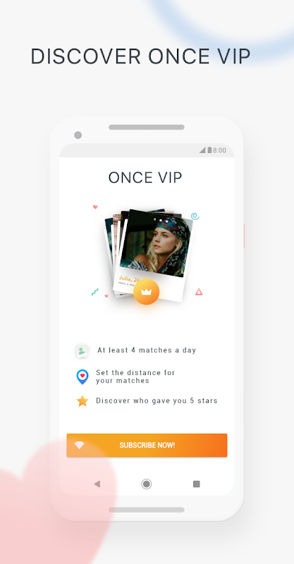 Screenshot Once - Quality Matches Every day APK