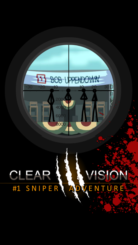 Clear Vision 3 -Sniper Shooter The App Store