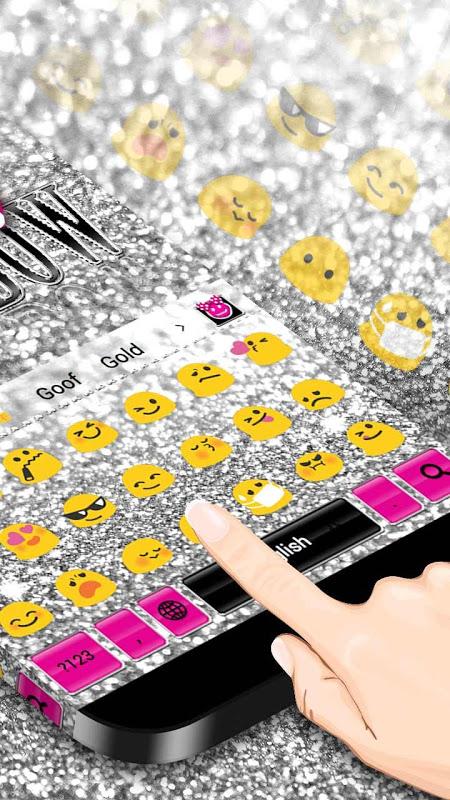 Screenshot Silver Bow Keyboard APK
