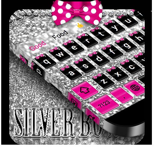 Silver Bow Keyboard