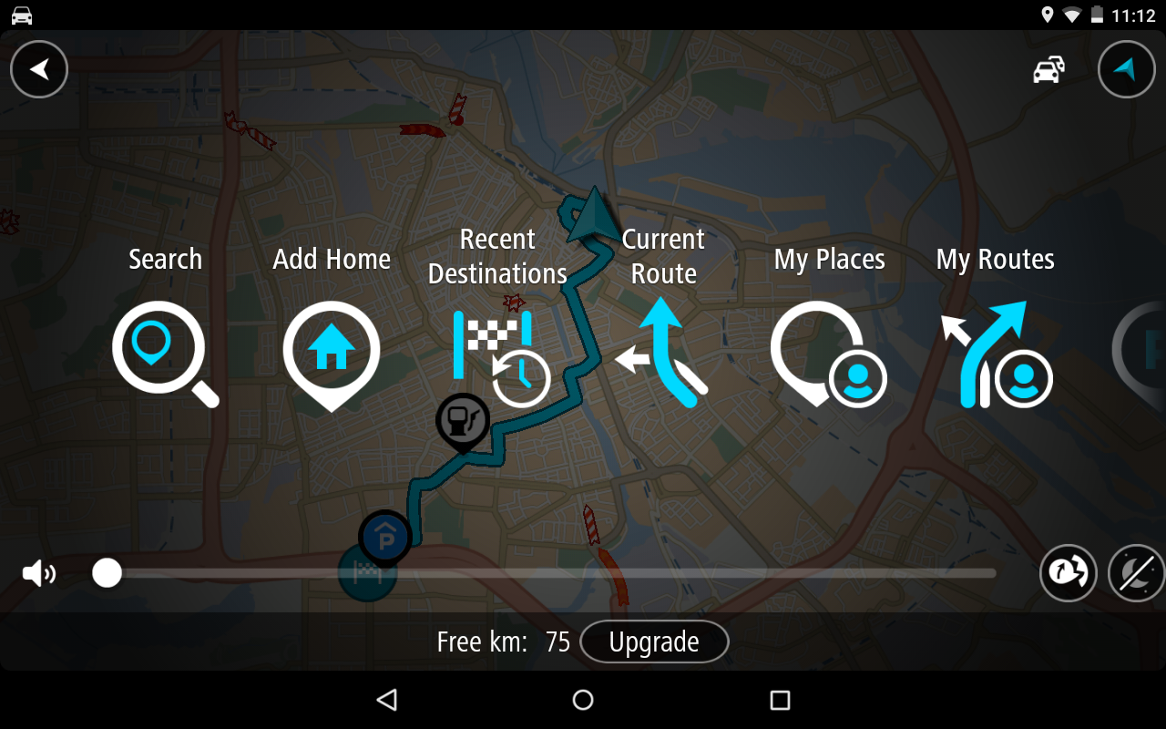 TomTom GPS Navigation - Traffic Alerts & Maps The App Store