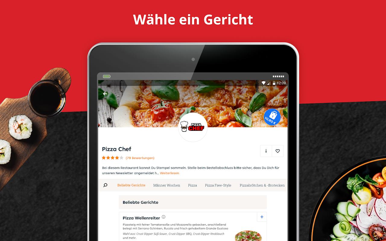 LIEFERHELD | Order Food The App Store
