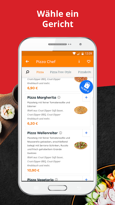 LIEFERHELD | Order Food The App Store android Code Lads