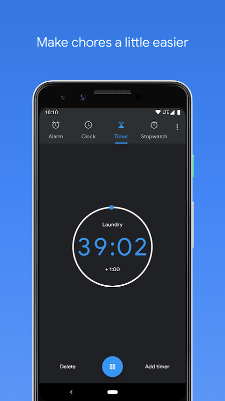 Screenshot Clock APK