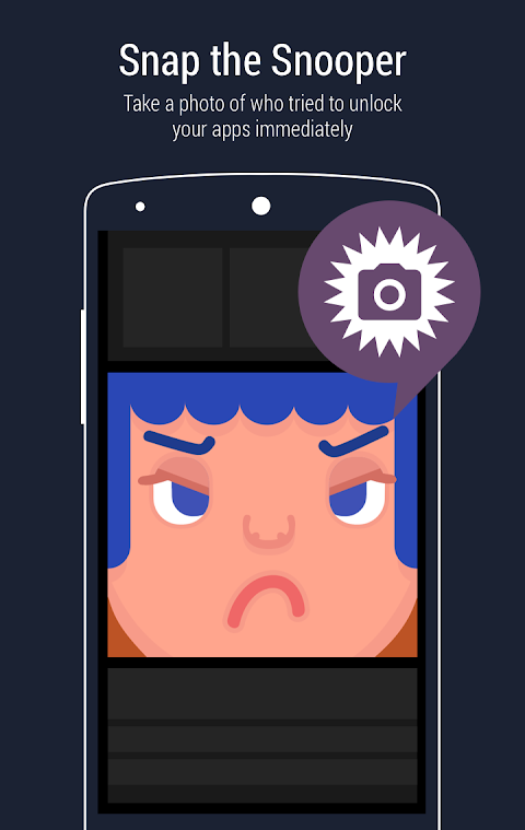 AppLock - Fingerprint Unlock The App Store