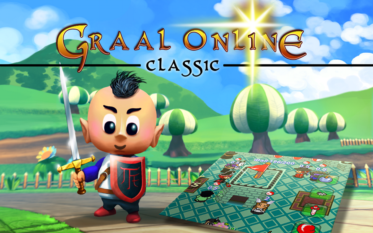 GraalOnline Classic The App Store android Code Lads