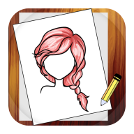 Learn To Draw Hairstyles