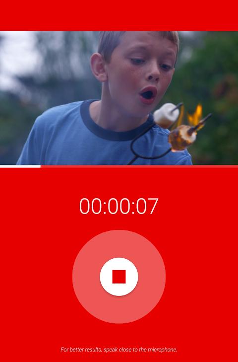 Screenshot Video Editor APK