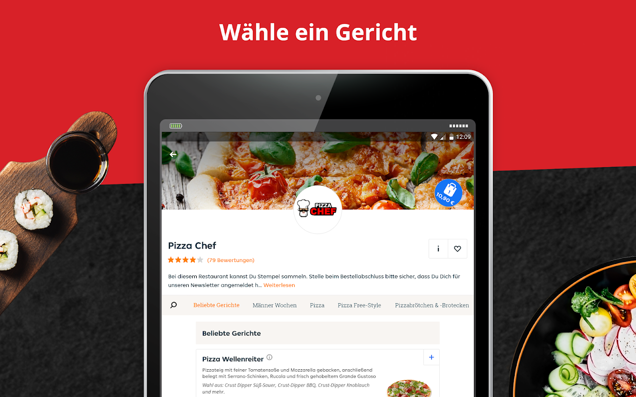 LIEFERHELD | Order Food The App Store