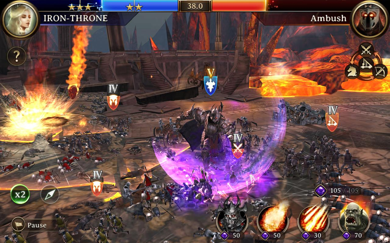 Screenshot Iron Throne APK
