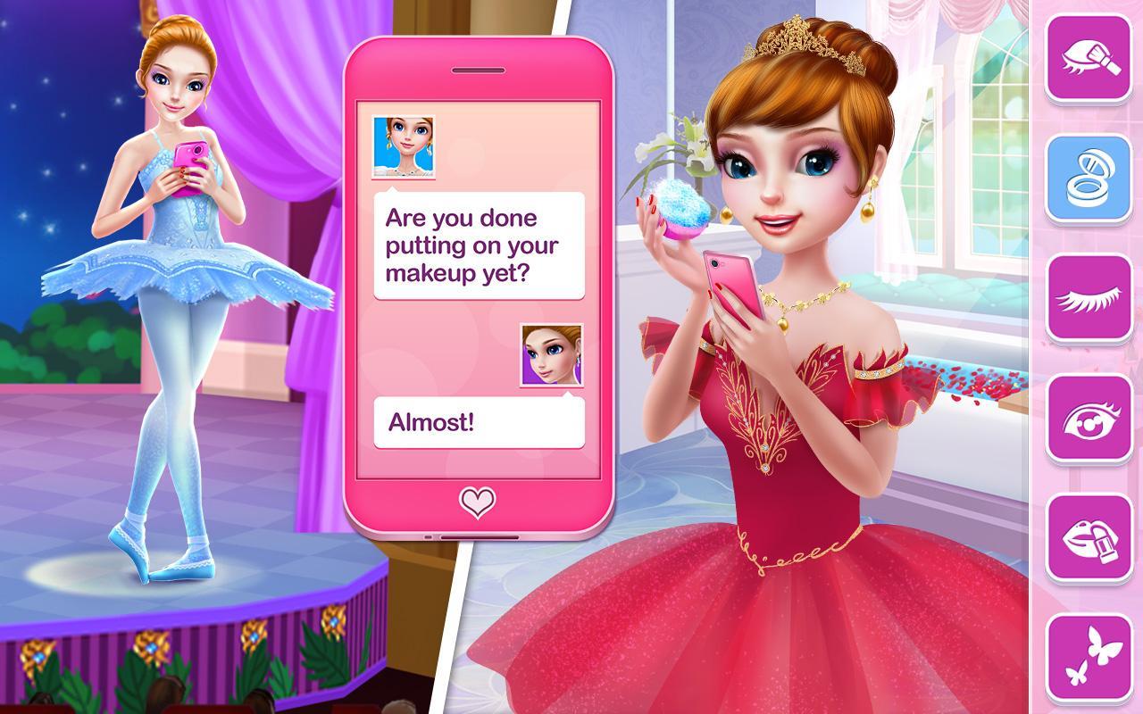 Screenshot Pretty Ballerina - Dress Up in Style & Dance APK