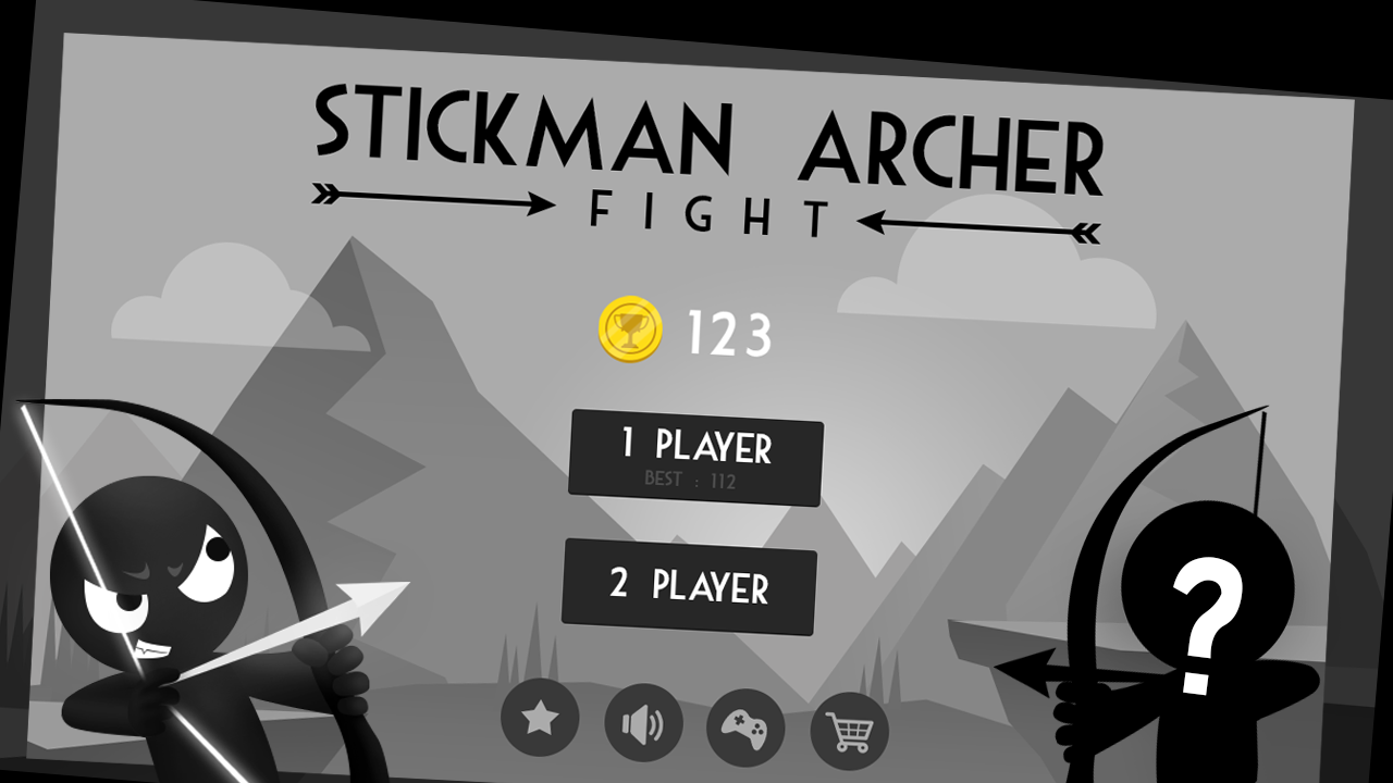Screenshot Stickman Archer Fight APK
