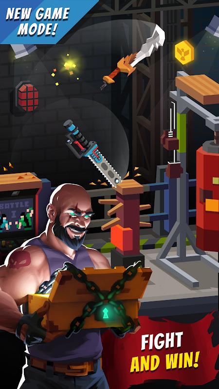 Screenshot Flippy Knife APK