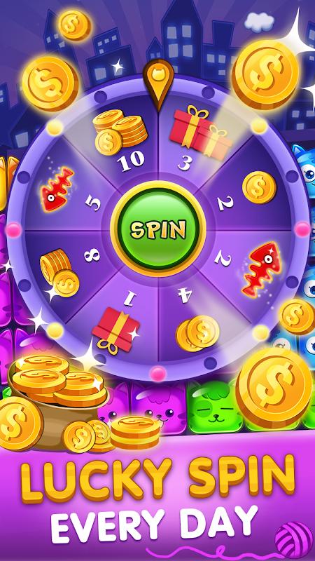 Screenshot Pop Cat-Bubble Cat Games APK