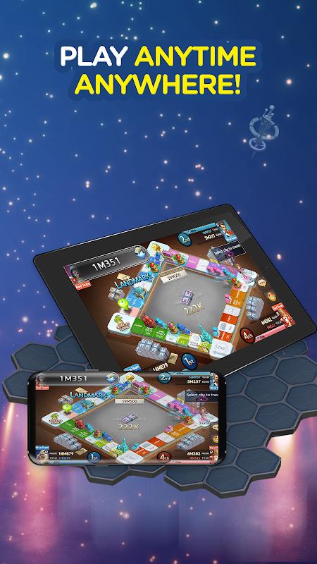 Screenshot Travelling Millionaire APK