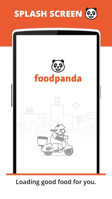 Screenshot foodpanda: Food Order Delivery APK