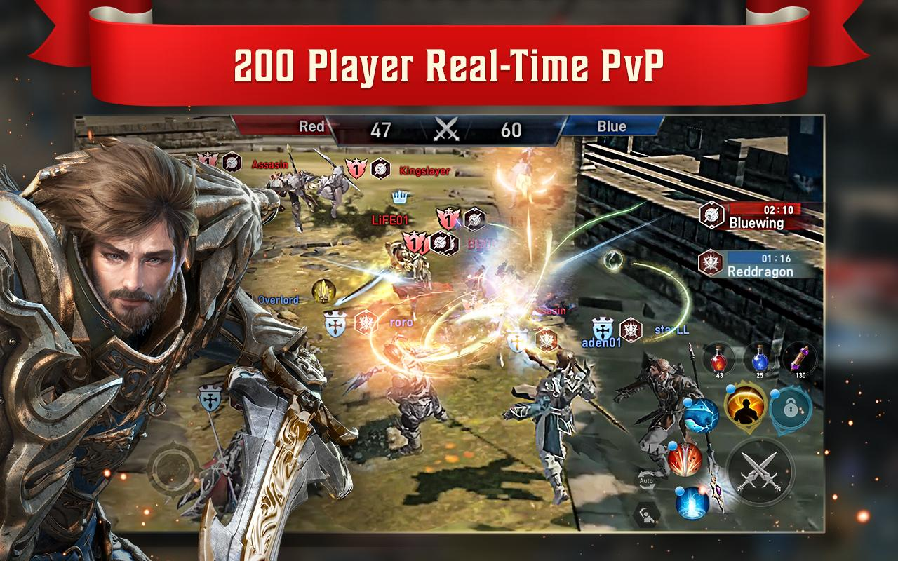 Screenshot Lineage 2: Revolution APK