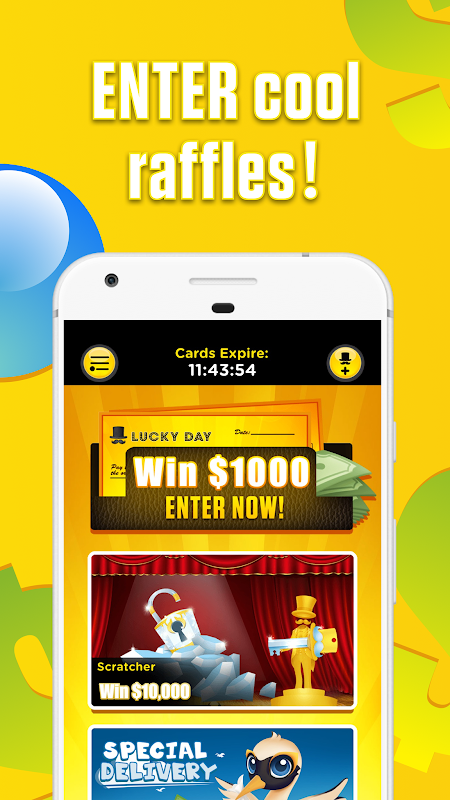 Screenshot Lucky Day - Win Real Money APK