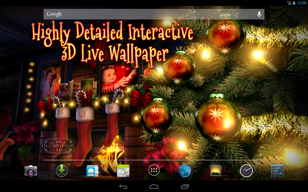 Christmas HD The App Store