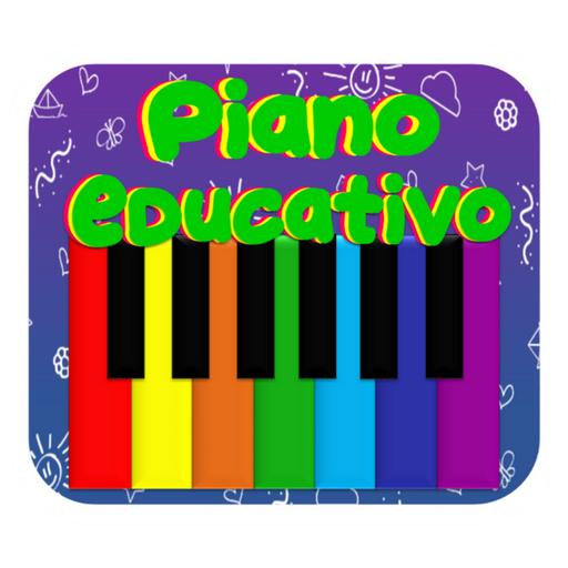 Piano Educativo- Niños, Música, Letras y Animales