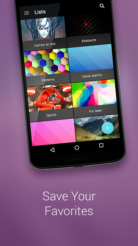Screenshot ZEDGE™ Ringtones & Wallpapers APK
