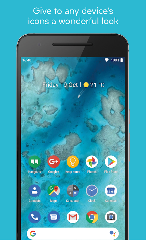 Pixelful Icon Pack - Apex/Nova/Go The App Store
