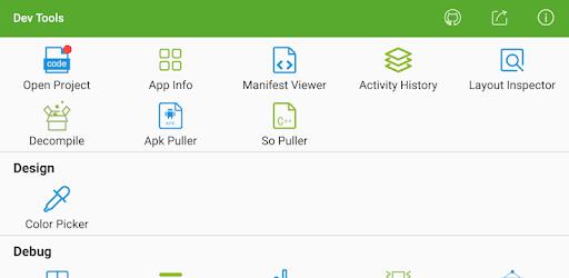 Dev Tools(Android Developer Tools)