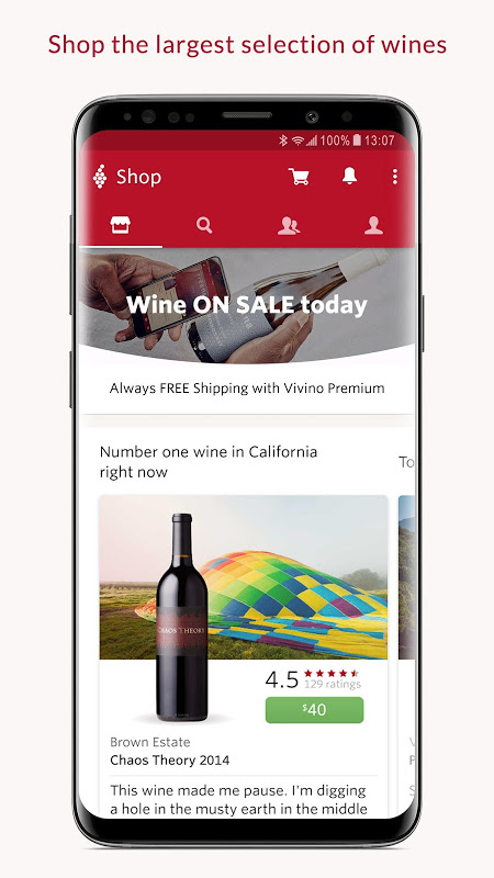 Vivino: Buy the Right Wine The App Store