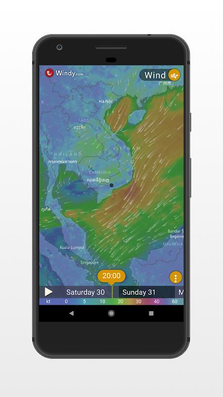 Screenshot Today Weather - Forecast, Radar & Severe Alert APK