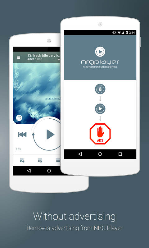 NRG Player Adblocker The App Store android Code Lads