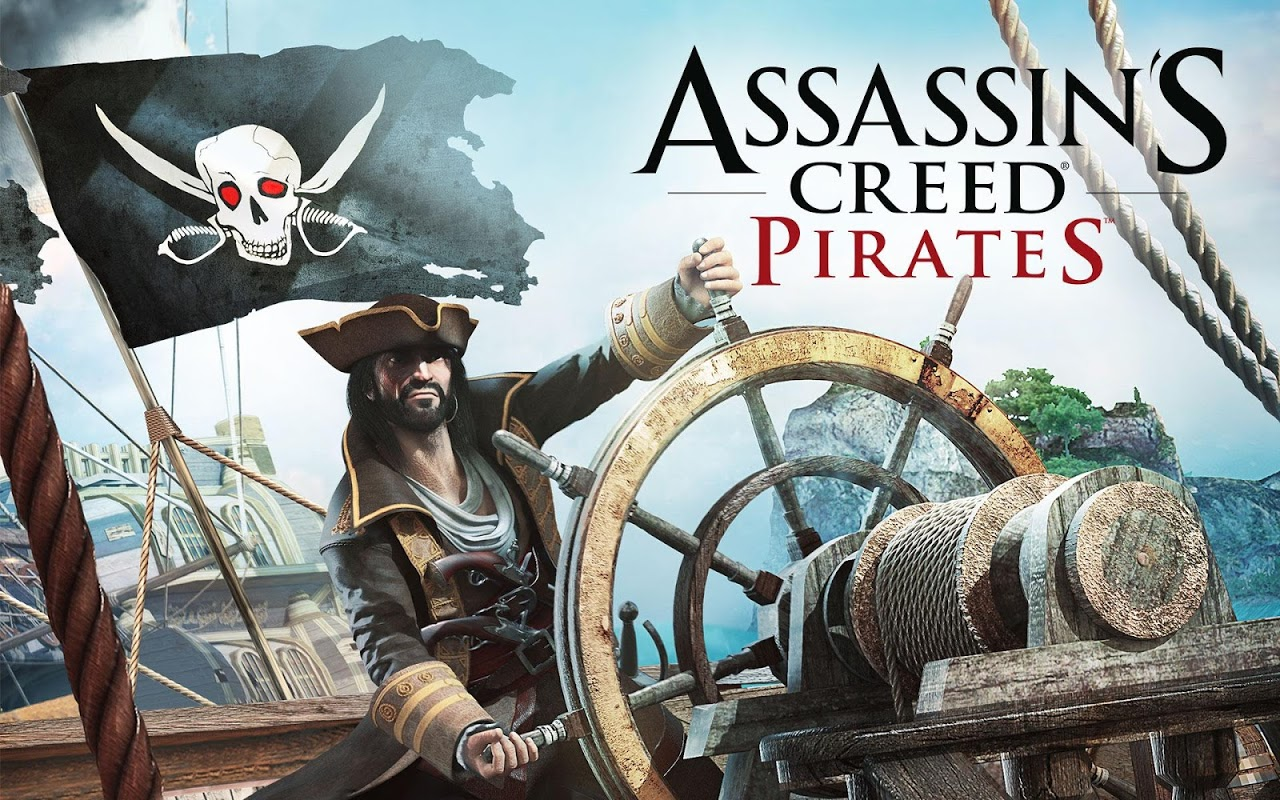 Screenshot Assassin's Creed Pirates APK
