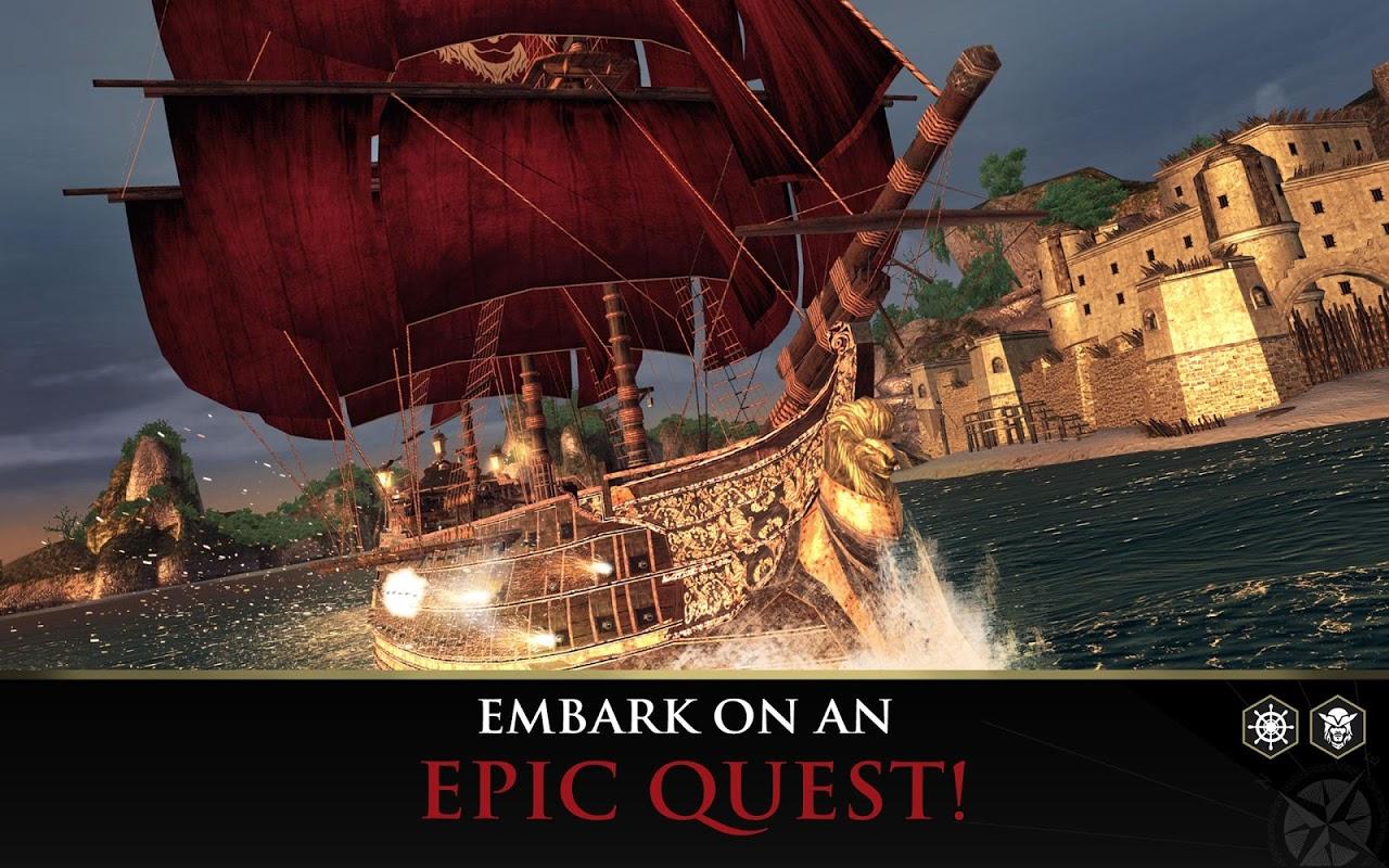 Screenshot Assassin's Creed Pirates APK