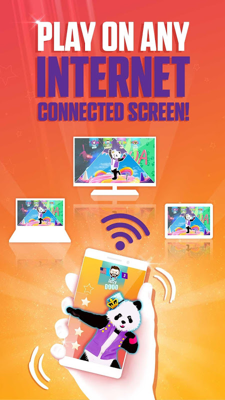 Screenshot Just Dance Now APK