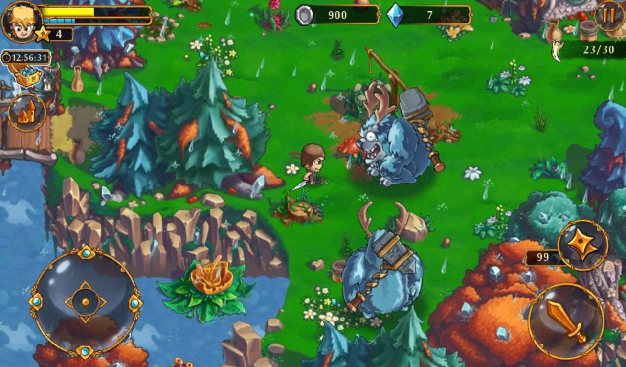 Screenshot League of Heroes™ APK