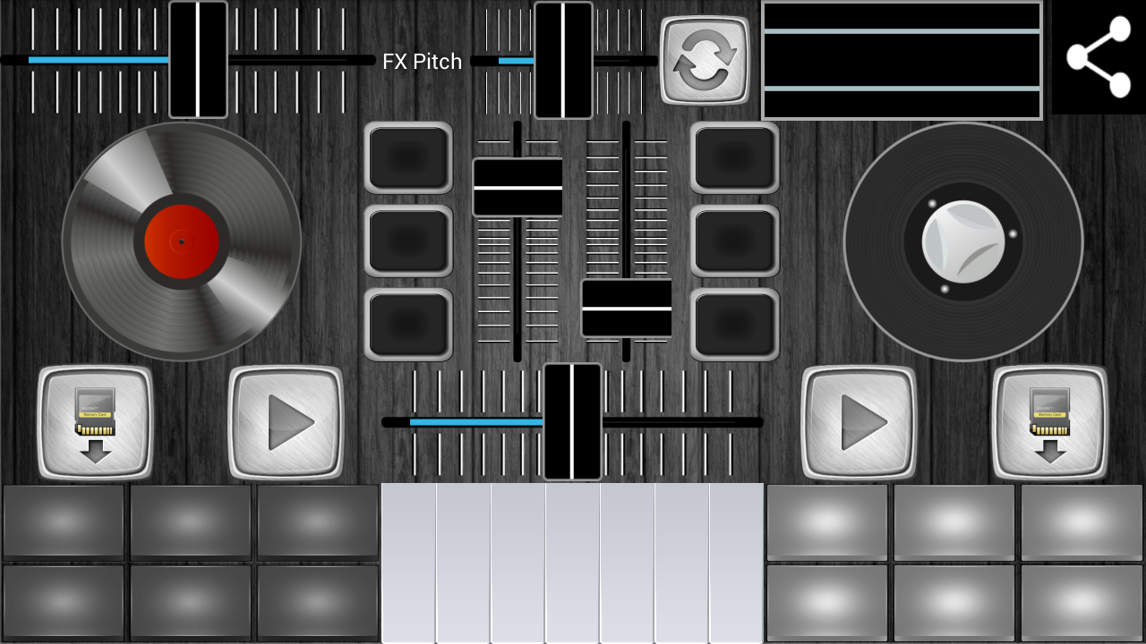 DJ Master The App Store android Code Lads