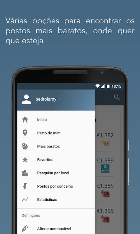 Screenshot Mais Gasolina APK