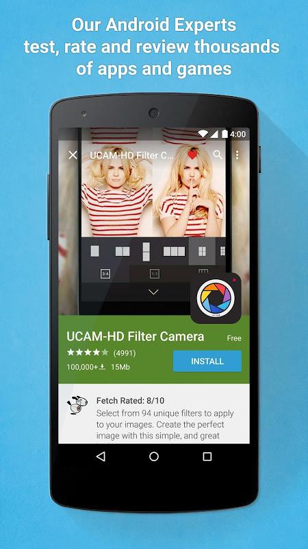 Screenshot BAM APK