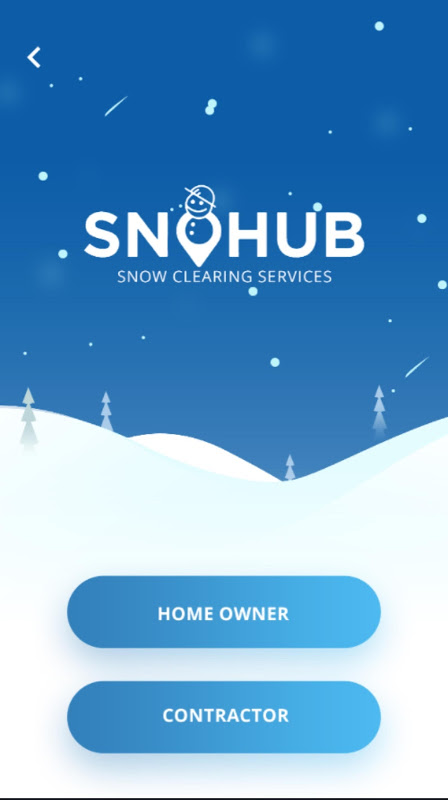 Screenshot Snohub - Snow Clearing Service APK
