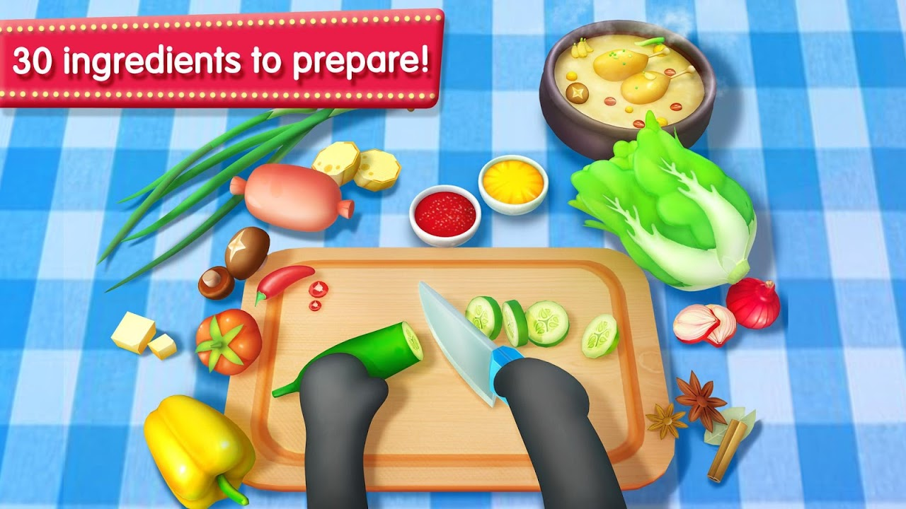 Screenshot Little Panda's Restaurant APK
