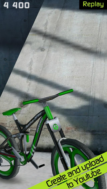 Screenshot Touchgrind BMX APK