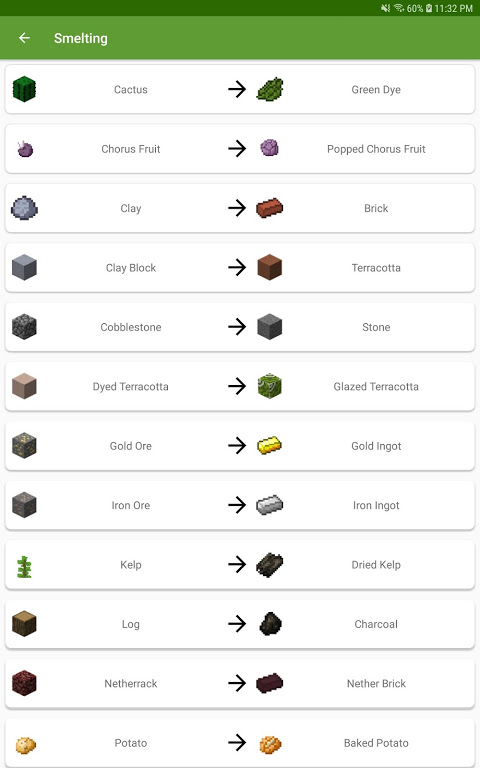 Crafting Table Minecraft Guide The App Store